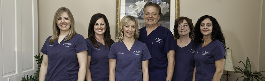 Dr. Leonard Pizzolato, DDS and Staff